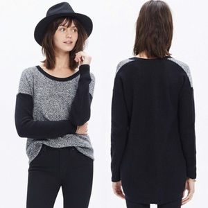 COPY - Madewell chronicle textured sweater